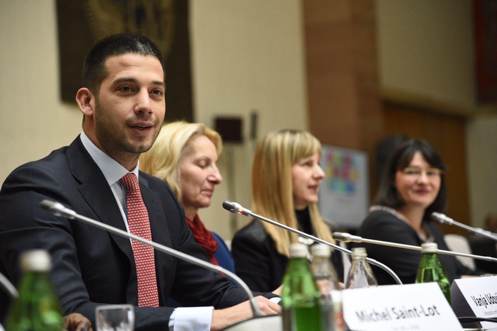 """Јединствена конференција у региону """"Где су млади у Агенди 2030?"""""""