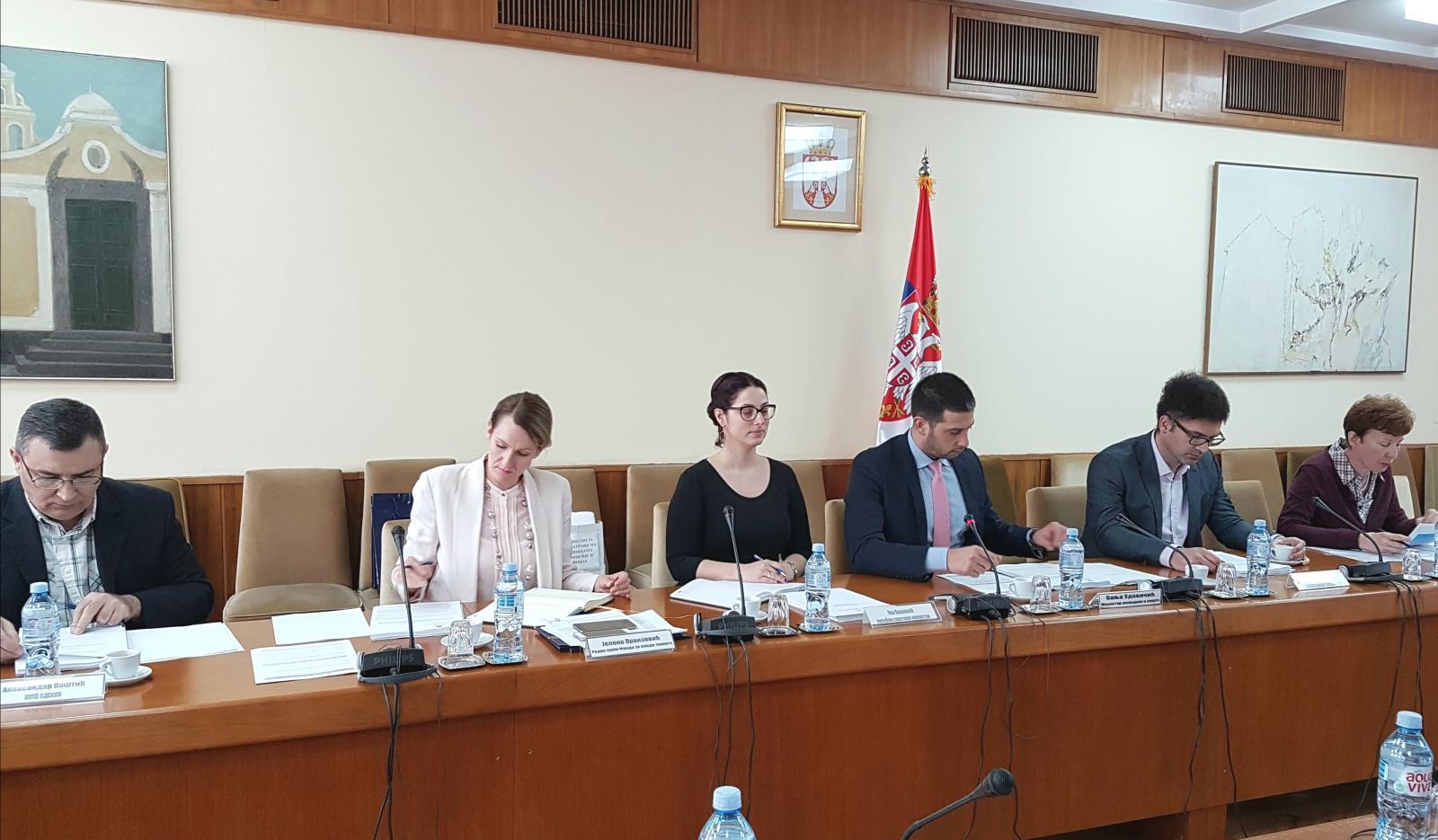 Усвојена листа добитника 1293 стипендије Фонда за младе таленте за студије у Републици Србији