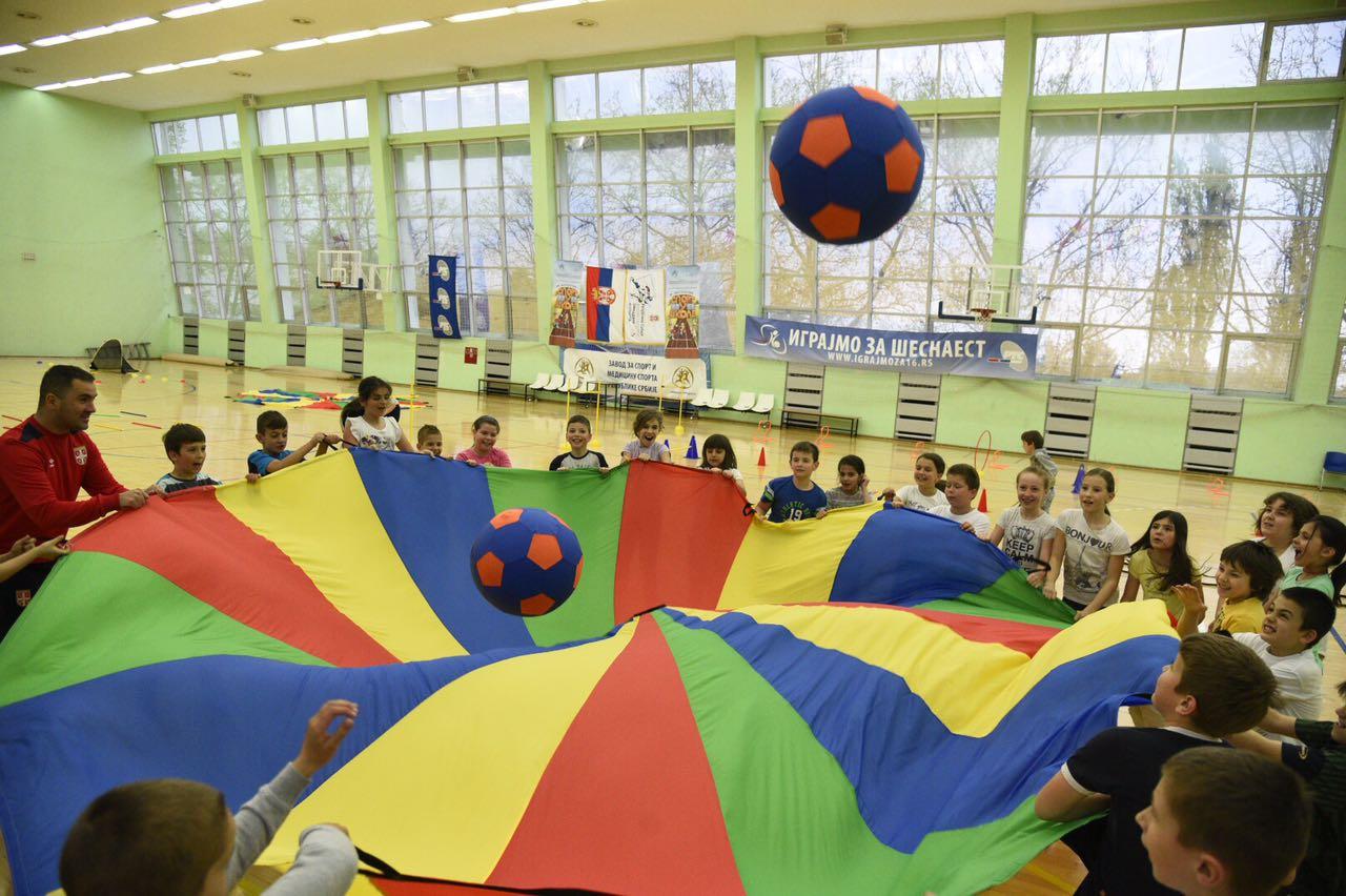 Обележен Међународни дан спорта