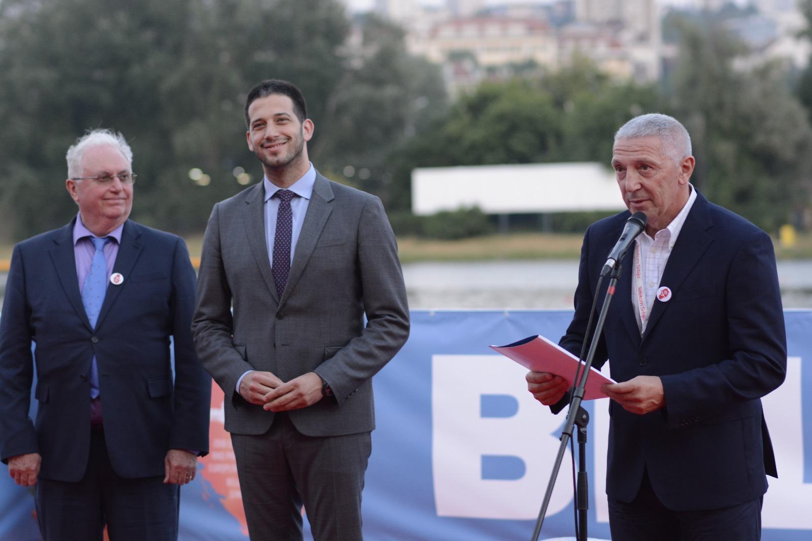 Европско првенство у кајаку, кануу  и пара кајаку на Ади Циганлији