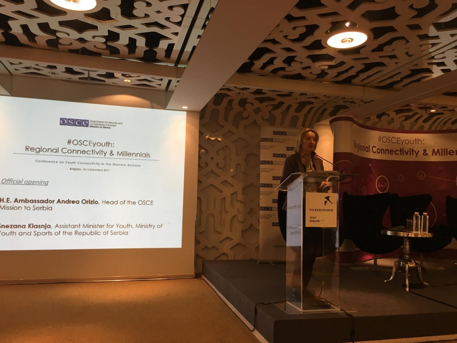 Конференција o повезивању младих на западном Балкану