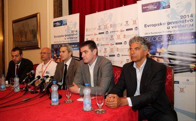 Перуничић: Београд спреман за ЕП у веслању