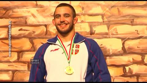 Удовичић честитао рвачима освајање медаља на ЕП: Одлична генерација младих рвача