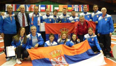 Министар Удовичић честитао куглашкој репрезентацији Србије на освојеној титули