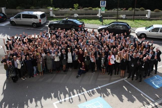 Делегација Републике Србије на ЕУ министарској конференцији за младе